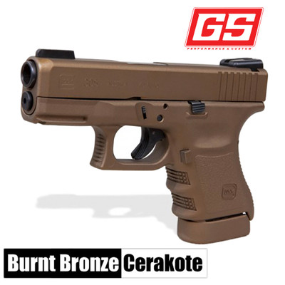 Cerakote Re Finish