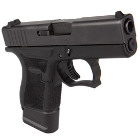 +2 Magazine Extension for Glock 43