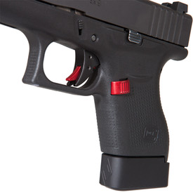 Extended Mag Release Button Glock 43