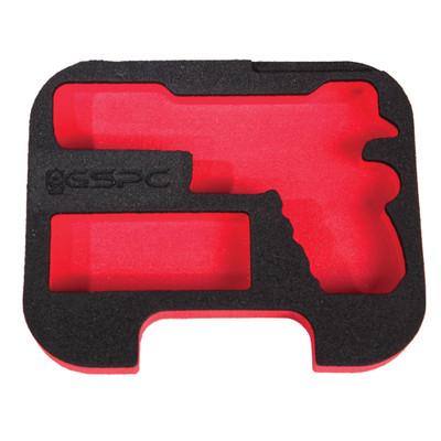 gspc custom case insert for glock best glock accessories