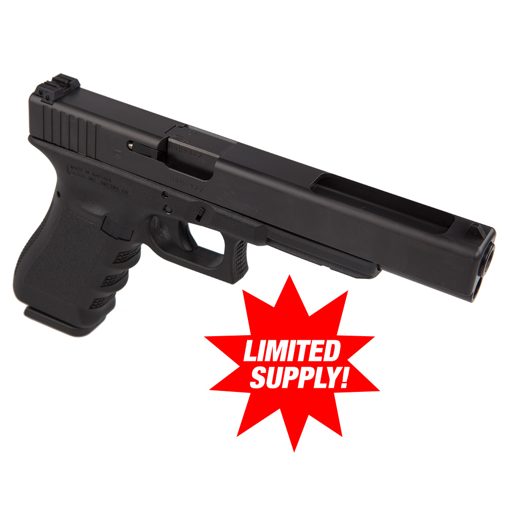 Glock 17L - 9mm | Best Glock Accessories | GlockStore com