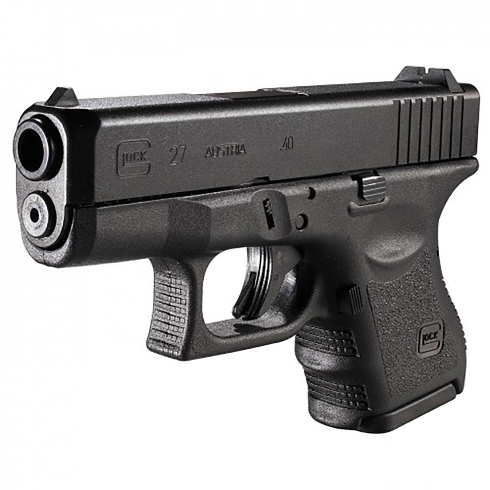 Glock 27 - .40S&W