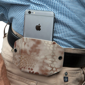 half off c4914 375bc Tactical Phone Holster