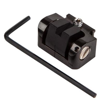 Leupold DeltaPoint Pro Rear Iron Sight | Best Glock Accessories