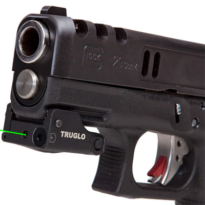 Micro Tac Laser Sight By Truglo Best Glock Accessories
