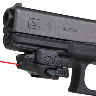 Rail Master Universal Laser Sight for Rail-Equipped Pistols