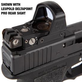 Red Dot Backup for Glock Handguns