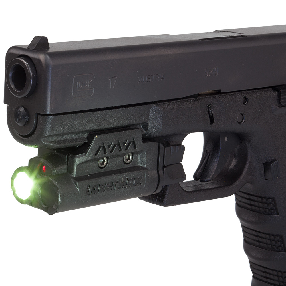 Laser Sight for Glock Gen 3/&4 Full Size /& Compact Pistols 17 19 20 21 22 23 38 !