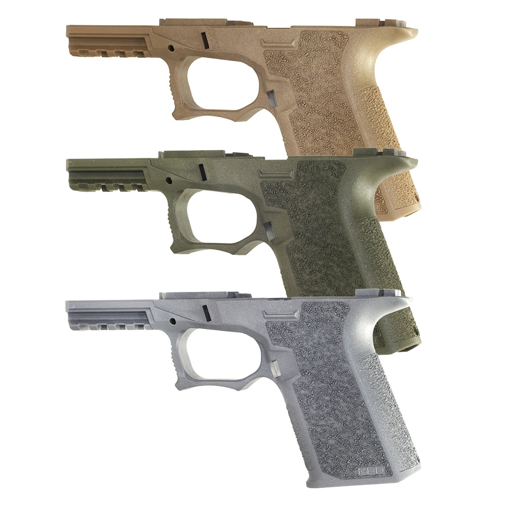 Polymer80 Textured Compact Lower | Best Glock Accessories