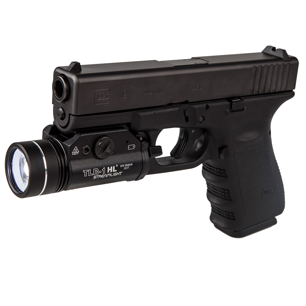 Superb Streamlight TLR 1 HL High Lumen Tactical Light Idea
