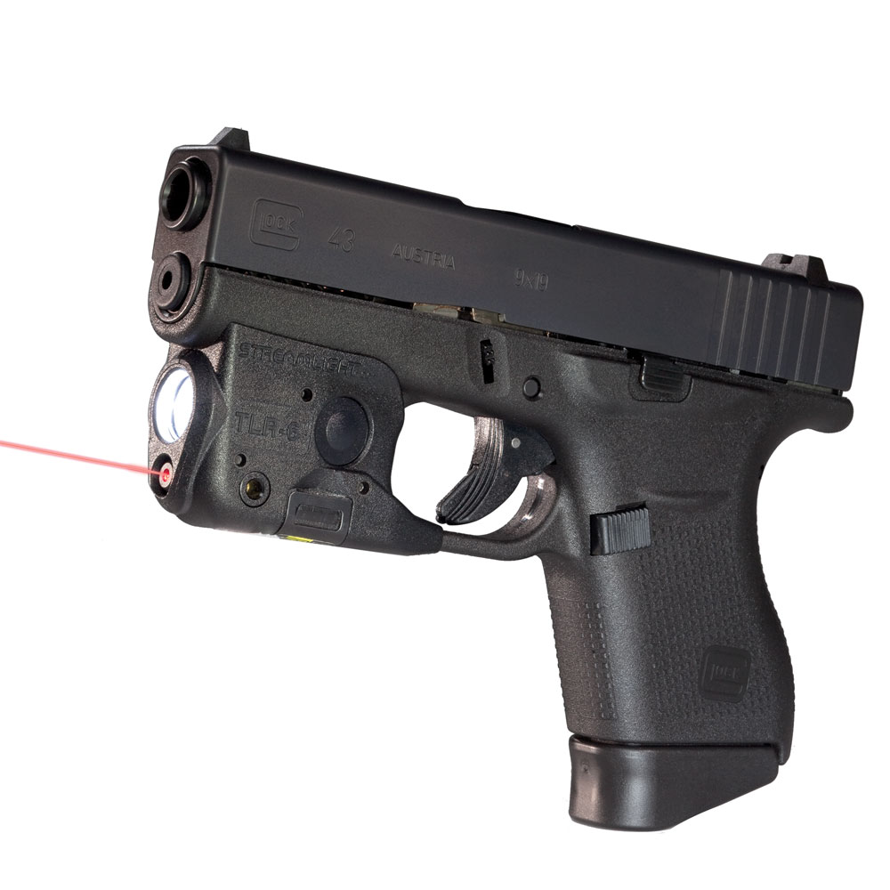 Good TLR 6 Light/Laser For Sub Compact Glocks | Best Glock Accessories |  GlockStore.com Nice Look