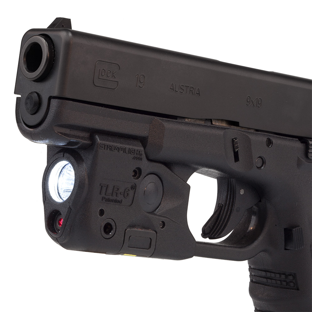 Tlr 6 Rail Mount For Compact Full Size Glocks Best Glock