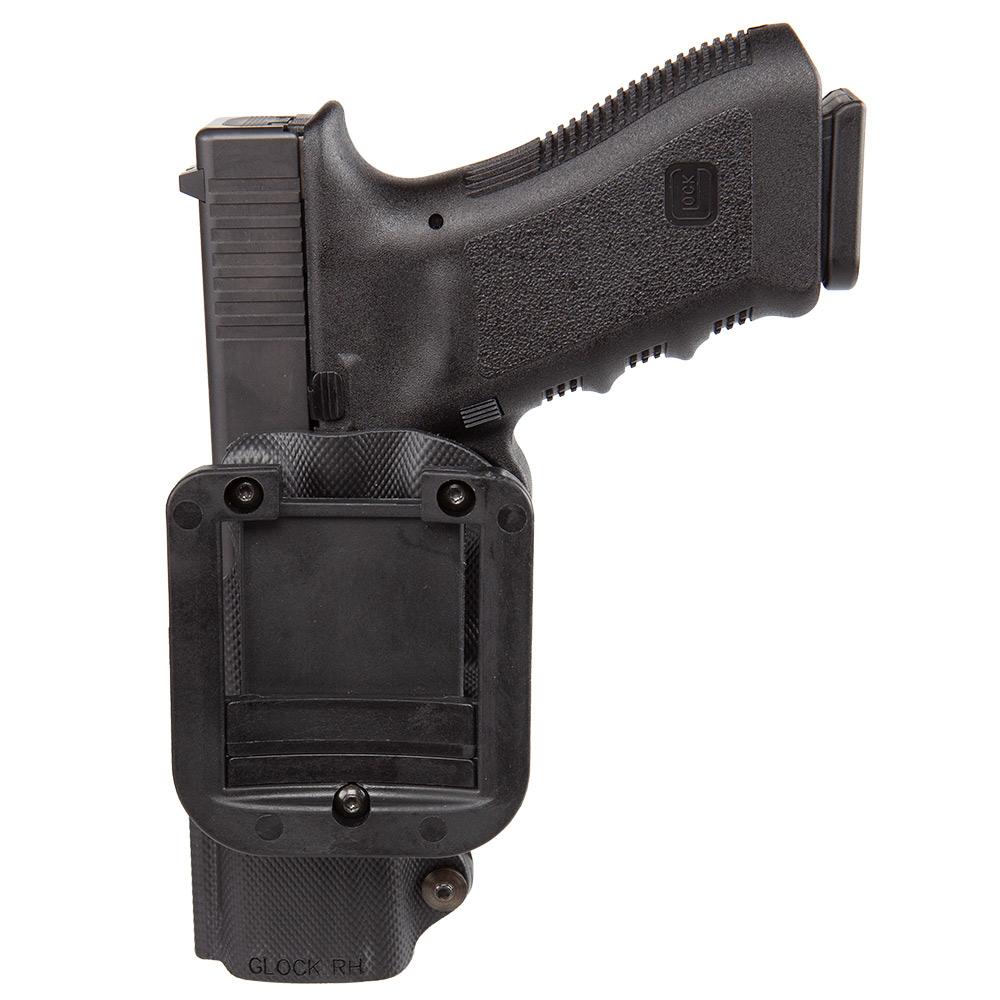 CIVILIAN INSIDE CONCEALED HOLSTERS  IPSC USPSA SHOOTING 3 GUN GHOST HOLSTER
