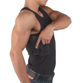 dee14caf220988 Mens Concealed Carry Coolux Mesh Tank
