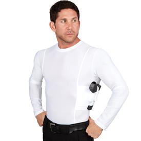 62e0b9d5550683 UTUC Men s Long Sleeve Concealed Carry Crew Neck Shirt