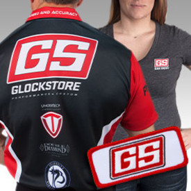 GlockStore Logo Apparel & Gear